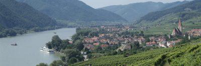 Das Hotel Donauwirt liegt in Weissenkirchen in der Wachau in Niederösterreich