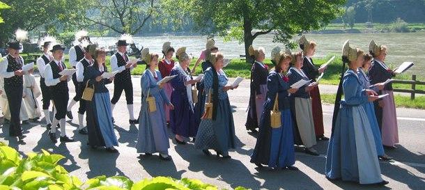Rund um das Hotel Donauwirt wird es auch im Jahr 2012 wieder viele Veranstaltungen in der Wachau geben