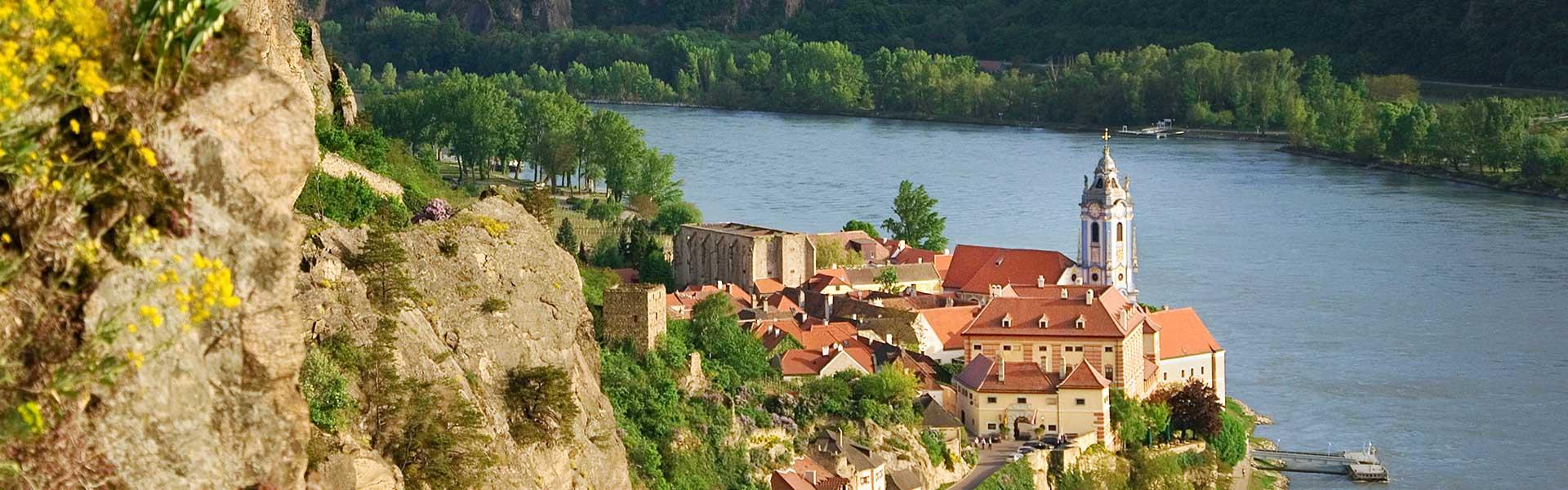 Donauwirt Slide Dürnstein