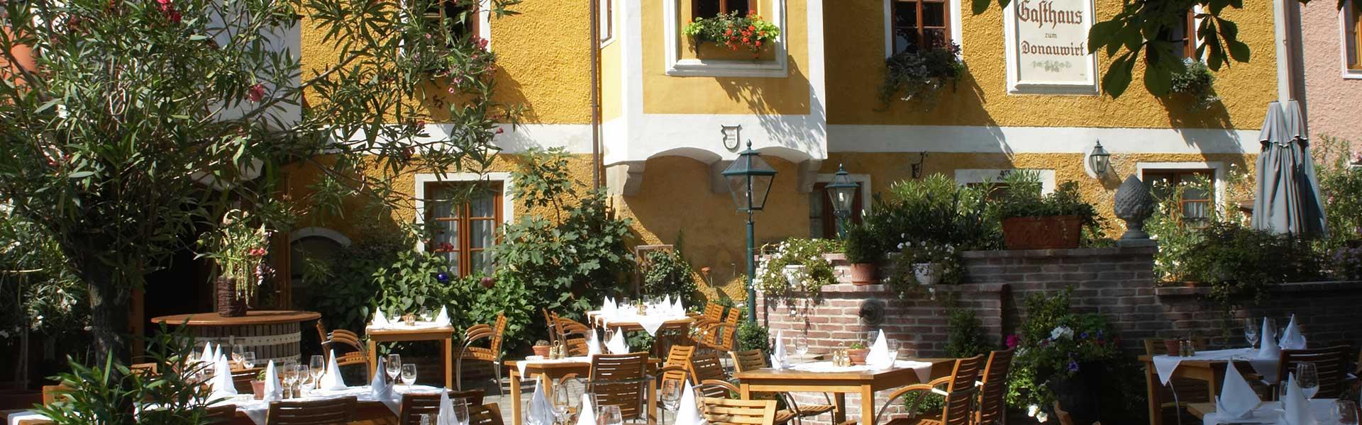 Hotel Restaurant Donauwirt
