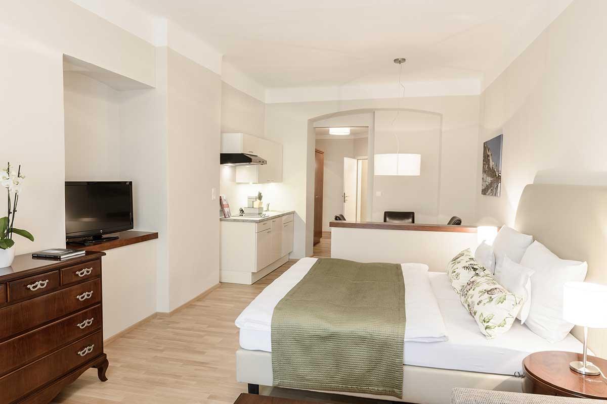 """Donauwirt Appartement """"Steinfeder"""""""