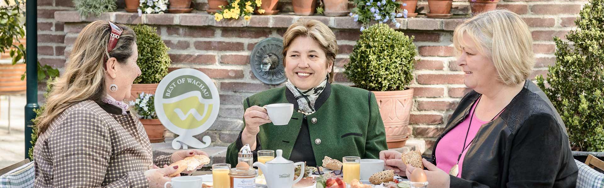 Donauwirt Frühstück
