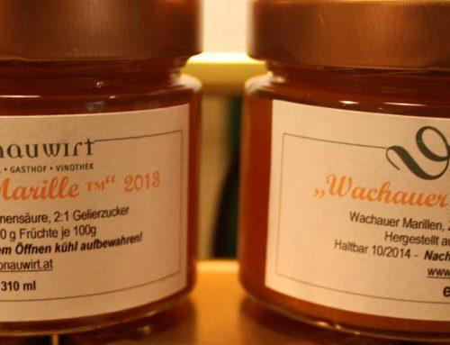 Wachauer Marillenmarmelade Rezept